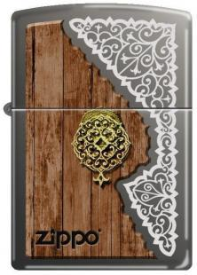 Brichetă Zippo Wood And Laser Scroll 4596