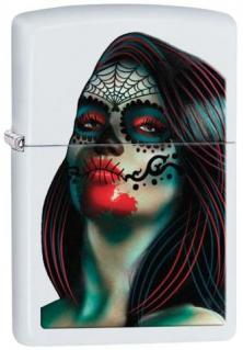 Brichetă Zippo Day of the Dead Lady Tattoo 26010