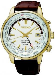 Ceas Seiko SUN070P1 Kinetic Worldtime