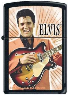 Brichetă Zippo Elvis Presley - Playing Guitar 7238