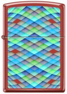 Brichetă Zippo Abstract Rainbow 0585