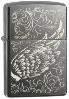 Brichetă Zippo Filigree Flame and Wing 29881