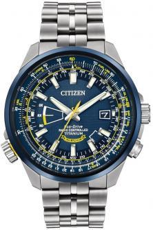 Ceas Citizen CB0147-59L Blue Angels Radiocontrolled