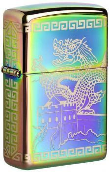 Brichetă Zippo Great Wall of China 49045