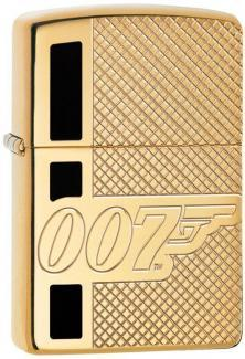 Brichetă Zippo James Bond 007 Armor Brass 29860