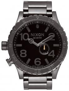 Ceas Nixon 51-30 Tide All Gunmetal Black A057 680