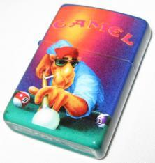 Brichetă Zippo Camel Joe Pool Player 1993