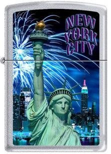 Brichetă Zippo NY City Statue of Liberty 2930