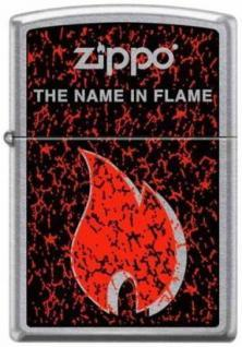 Brichetă Zippo The Name In The Flame 7011