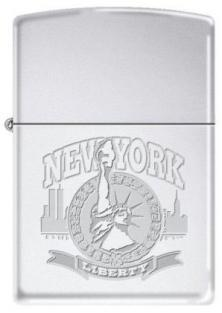 Brichetă Zippo New York Statue Of Liberty 6277