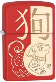 Brichetă Zippo 29522 Year Of The Dog