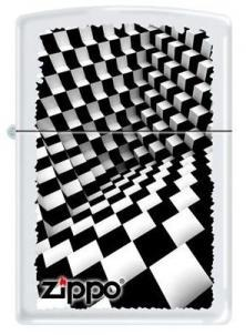 Brichetă Zippo Dimension - Black and White 6316