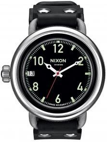 Ceas Nixon October Black A488 000