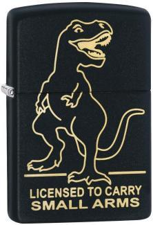 Brichetă Zippo Licensed to Carry Small Arms 29629