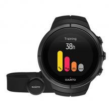Ceas Suunto Spartan Ultra All Black Titanium (HR) SS022654000