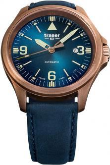 Ceas Traser P67 Officer Pro Automatic Bronze Blue 108074