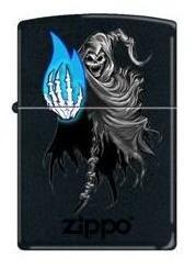 Brichetă Zippo Death And Flame 28033