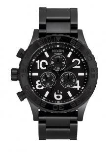 Ceas Nixon 42-20 Chrono All Black A037 001