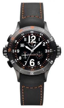 Ceas Hamilton Khaki Air Chrono Quartz H74592333