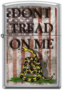 Brichetă Zippo Dont Tread On Me 0860