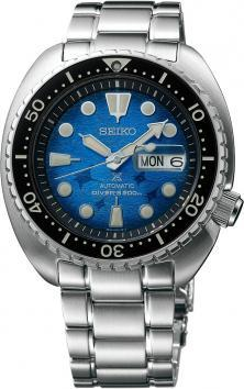 Ceas Seiko SRPE39K1 Save The Ocean Turtle Manta Ray King Turtle
