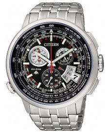 Ceas Citizen BY0011-50F Chrono Radiocontrolled