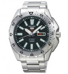 Ceas Seiko Sports 5 SRP357J1 Military