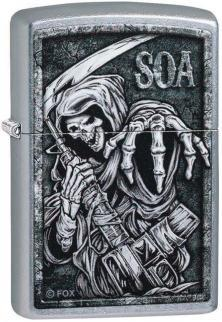 Brichetă Zippo Sons of Anarchy 49004