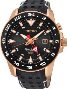 Ceas Seiko SUN028P1 Sportura GMT Kinetic