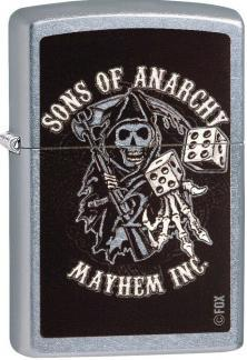 Brichetă Zippo Sons of Anarchy 29582