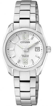 Ceas Citizen EW2101-59B Super Titanium