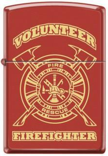 Brichetă Zippo Volunteer Firefighters 0796
