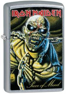 Brichetă Zippo Iron Maiden Piece of Mind 29876