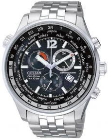 Ceas Citizen AT0360-50E Chronograph World Time