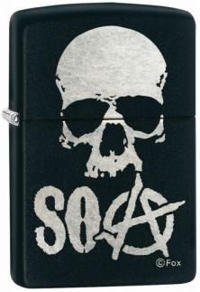 Brichetă Zippo Sons of Anarchy 29891
