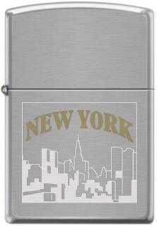 Brichetă Zippo New York City Theme 2116