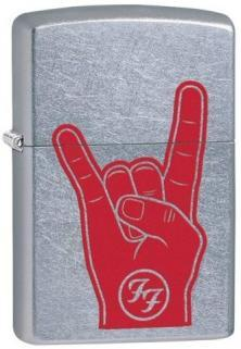 Brichetă Zippo Foo Fighters 29476