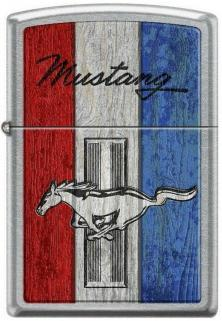Brichetă Zippo Ford Mustang  Horse 8876