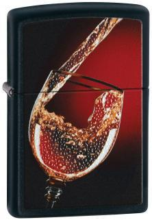 Brichetă Zippo Glass Of Wine 26404