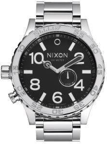 Ceas Nixon 51-30 Tide High Polish Black A057 487