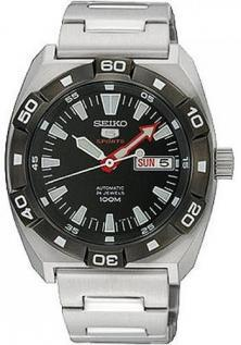 Ceas Seiko Sports 5 SRP285K1 Military Diver