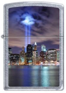 Brichetă Zippo WTC Twin Towers - Lights 0233