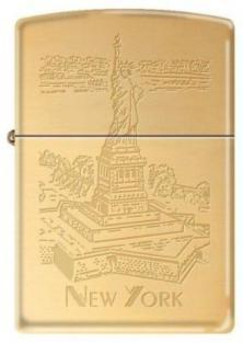 Brichetă Zippo New York Statue Of Liberty 6526