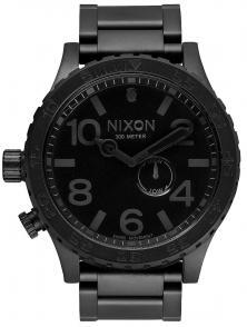 Ceas Nixon 51-30 Tide All Black A057 001