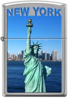 Brichetă Zippo Statue of Liberty New York 8934