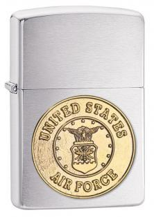 Brichetă Zippo United States Air Force 208AFC