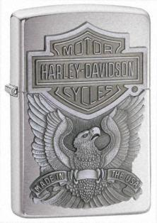 Brichetă Zippo HD Made In Usa Emblem 200HD H284