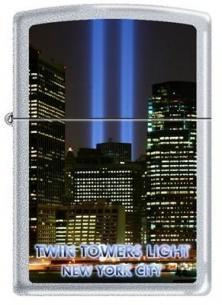 Brichetă Zippo WTC Twin Towers - Lights 1060