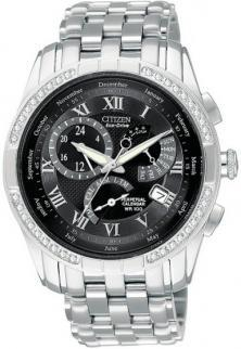 Ceas Citizen BL8040-50E Calibre 8700 Diamonds 36