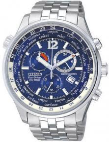Ceas Citizen AT0360-50L Chronograph World Time